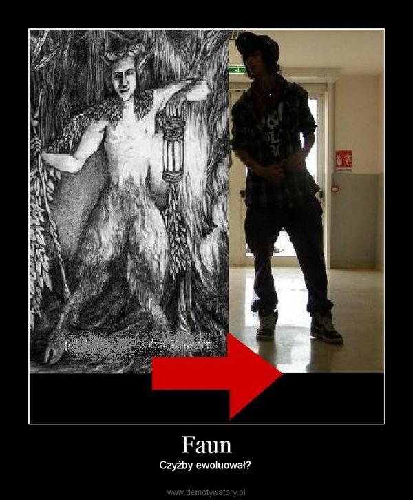Faun – Czyżby ewoluował?