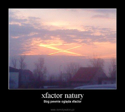 xfactor natury