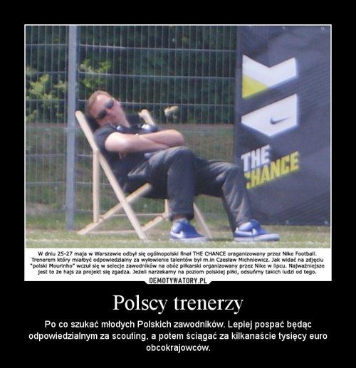Polscy trenerzy
