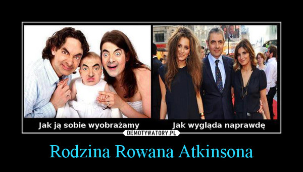 Rodzina Rowana Atkinsona –