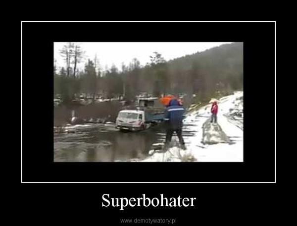 Superbohater –