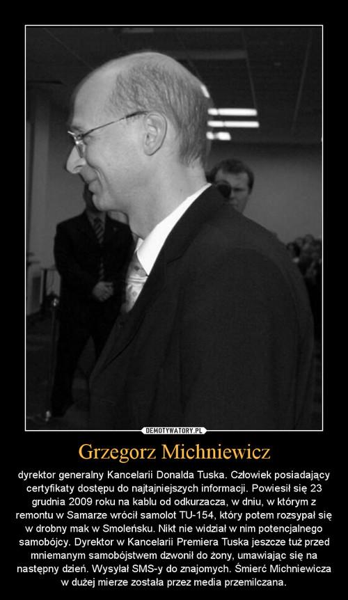 Grzegorz Michniewicz
