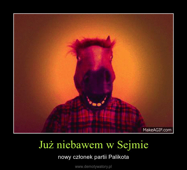 Już niebawem w Sejmie – nowy członek partii Palikota