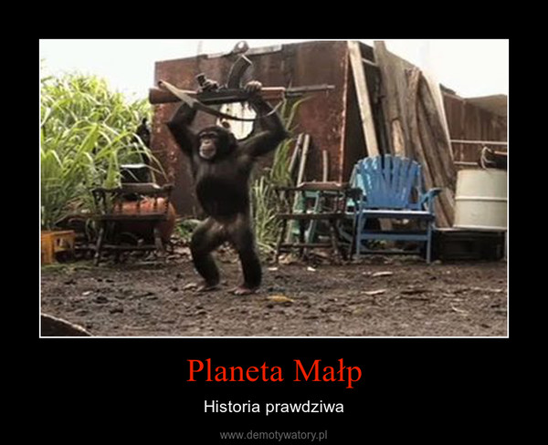 Planeta Małp – Historia prawdziwa