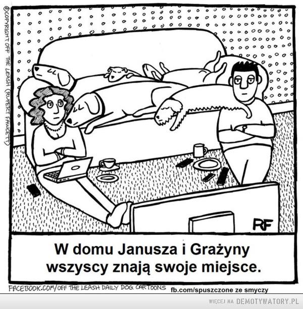 W domu Janusza i Grażyny –