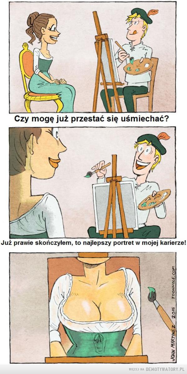 Sztuka ująć sztukę –