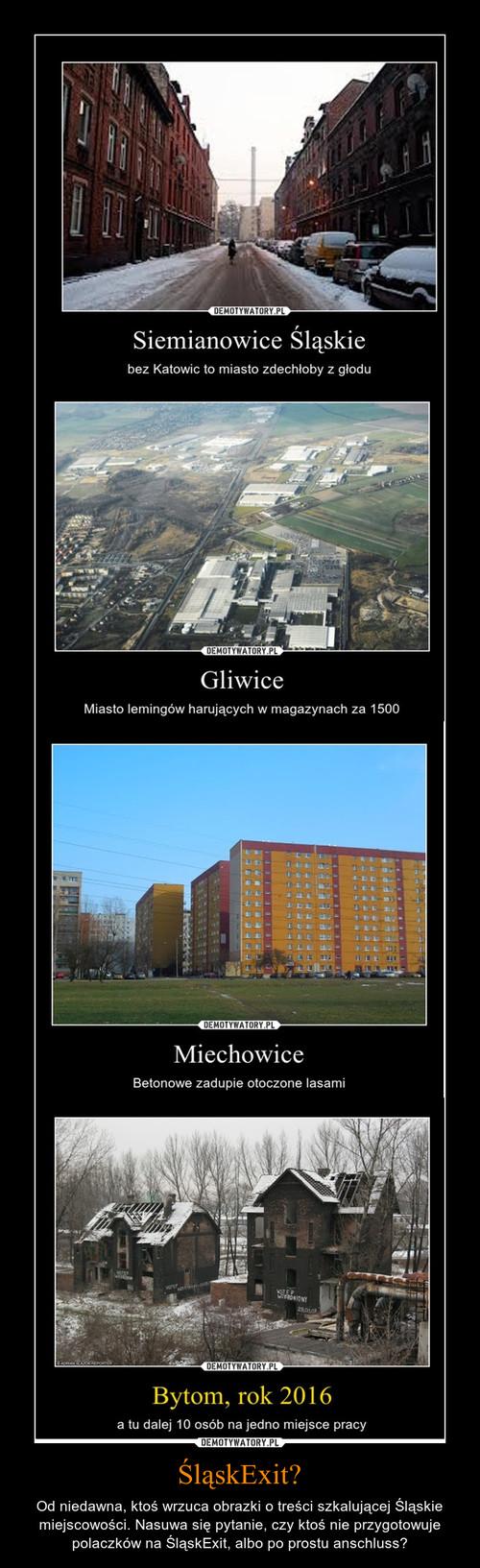 ŚląskExit?