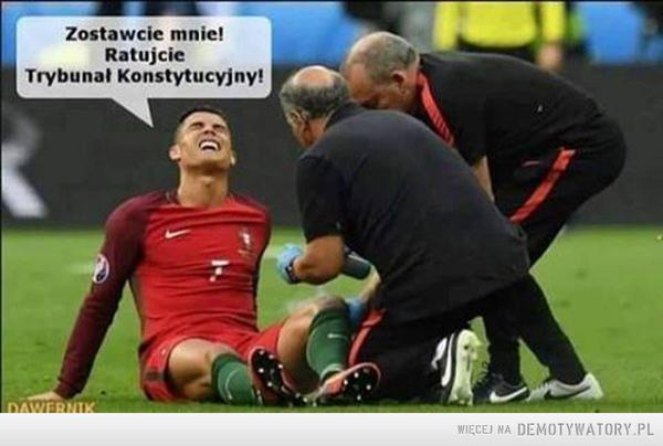 Altruistyczny Ronaldo –