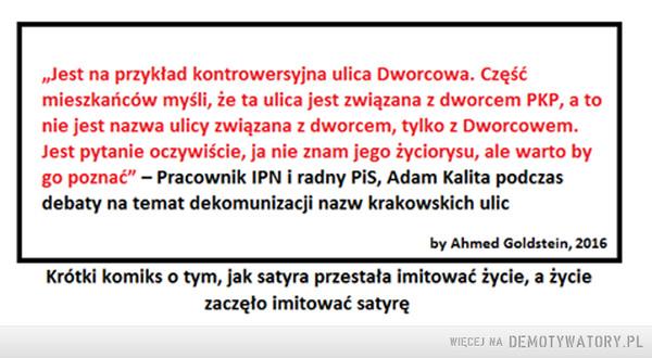 Dworcowa –