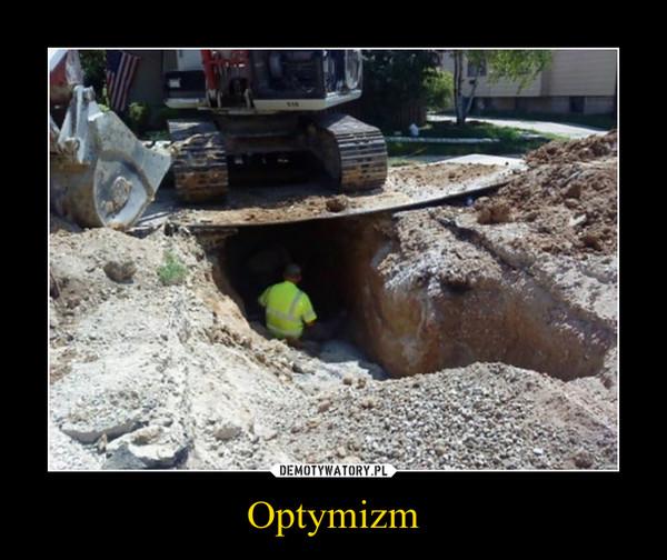 Optymizm –