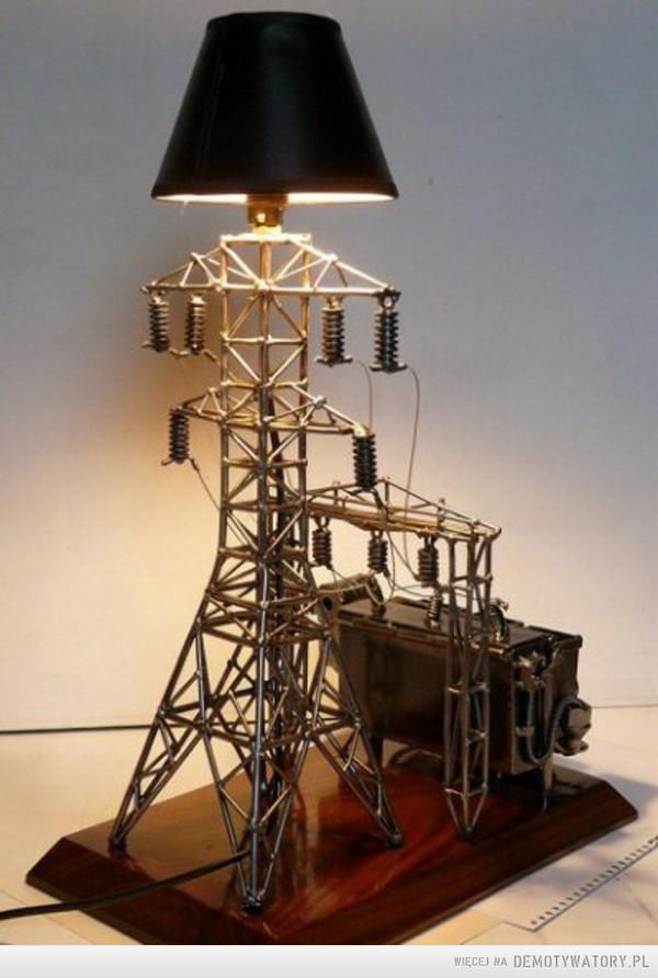 Lampa elektryka –