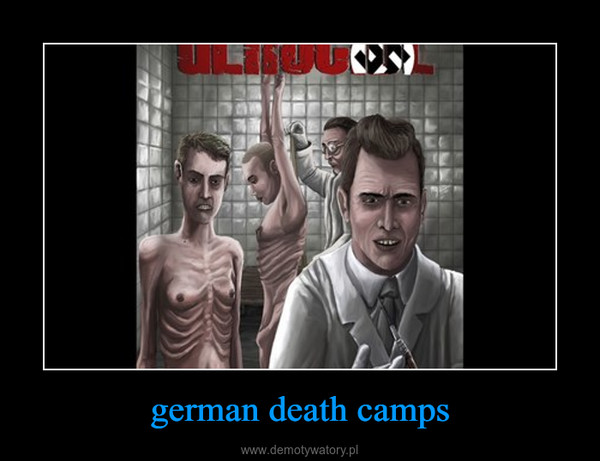 german death camps –