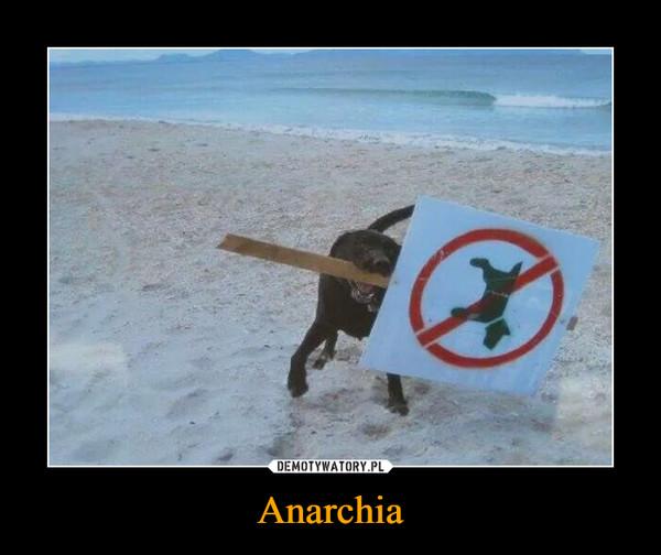 Anarchia –