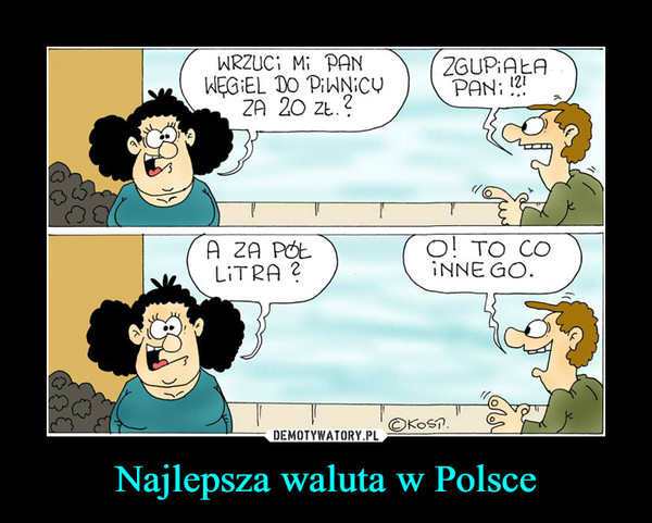Najlepsza waluta w Polsce –