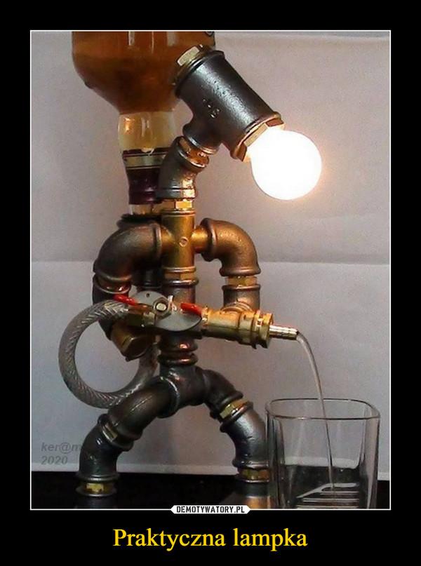 Praktyczna lampka –
