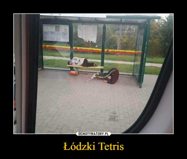 Łódzki Tetris –