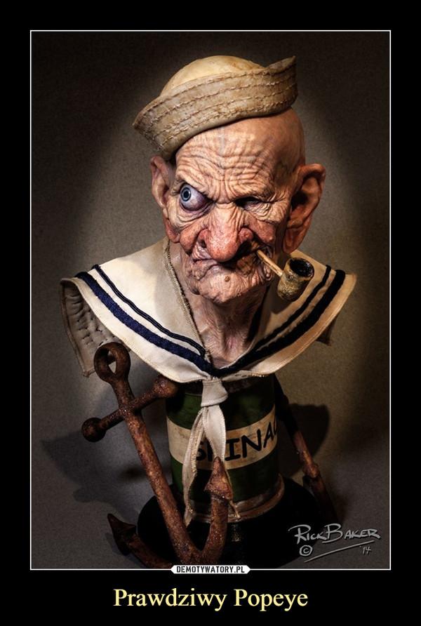 Prawdziwy Popeye –