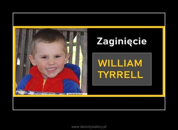 Zaginięcie Williama Tyrrella –