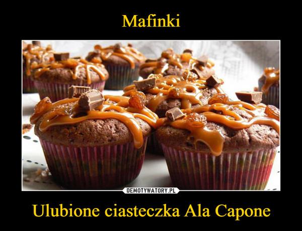 Ulubione ciasteczka Ala Capone –