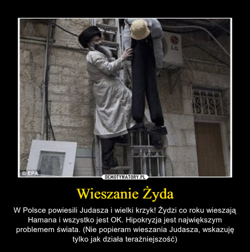 Wieszanie Żyda