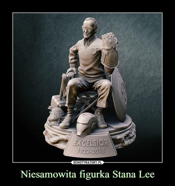 Niesamowita figurka Stana Lee –