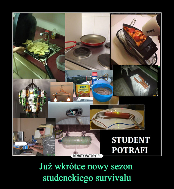 Już wkrótce nowy sezon studenckiego survivalu –
