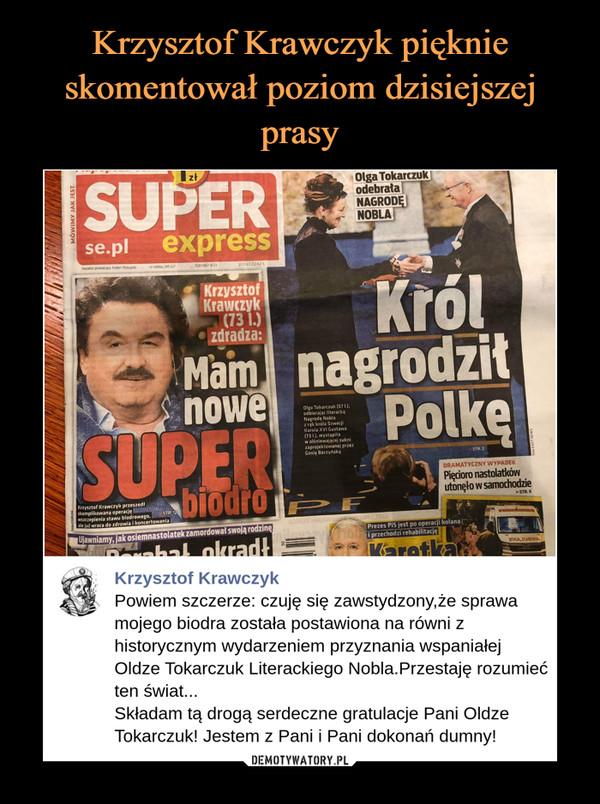 –  https://www.facebook.com/KrzysztofKrawczykOFFICIAL/photos/a.137825320411101/500075124186117/?type=3&