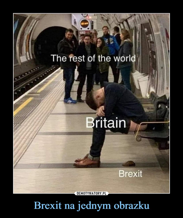 Brexit na jednym obrazku –