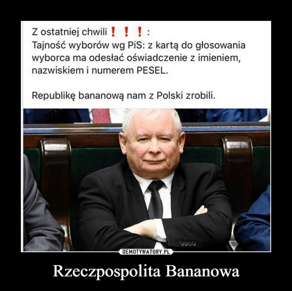 Rzeczpospolita Bananowa –