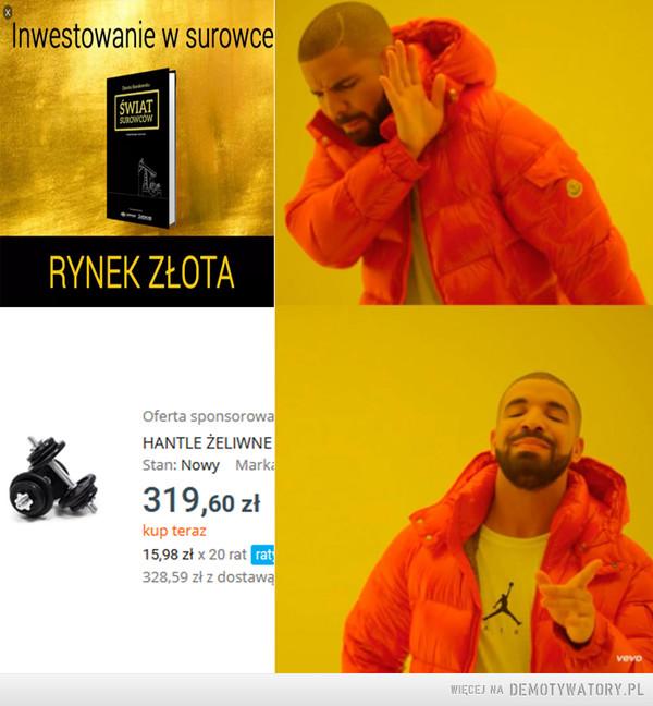 Jakie czasy, tacy inwestorzy. –