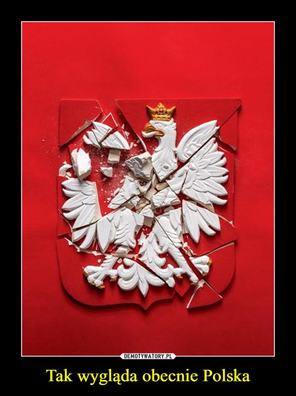 Tak wygląda obecnie Polska –