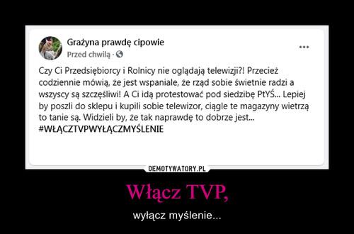 Włącz TVP,