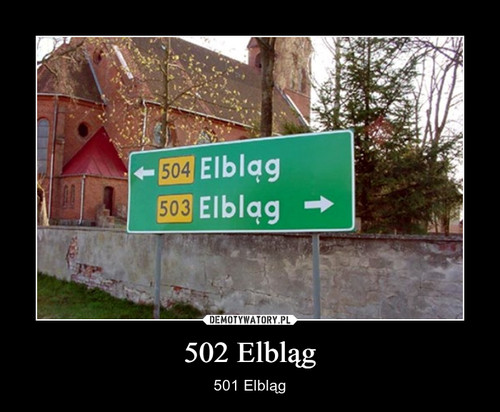 502 Elbląg