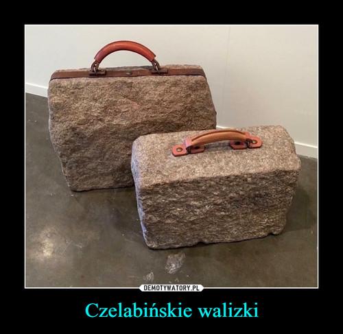 Czelabińskie walizki