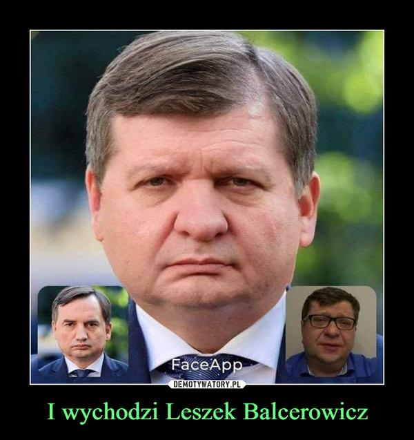 I wychodzi Leszek Balcerowicz –  Faceapp
