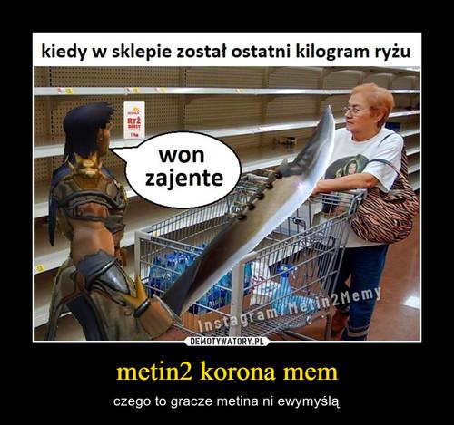 metin2 korona mem
