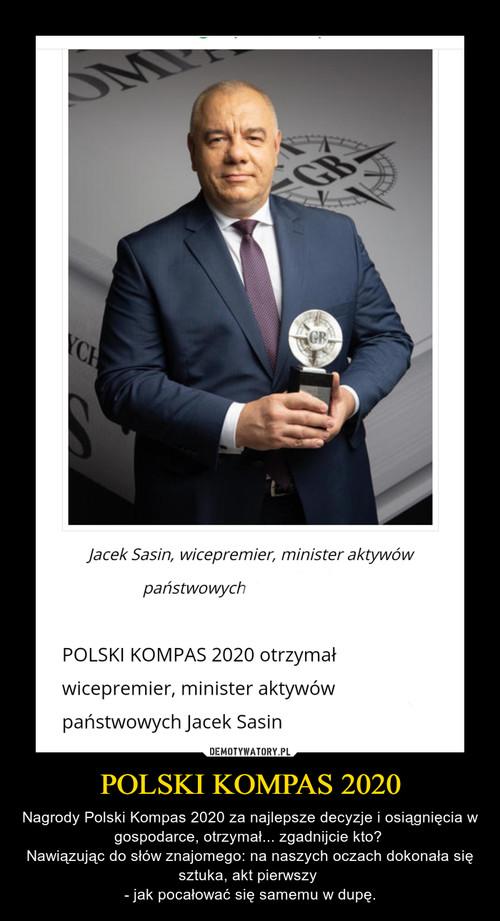 POLSKI KOMPAS 2020
