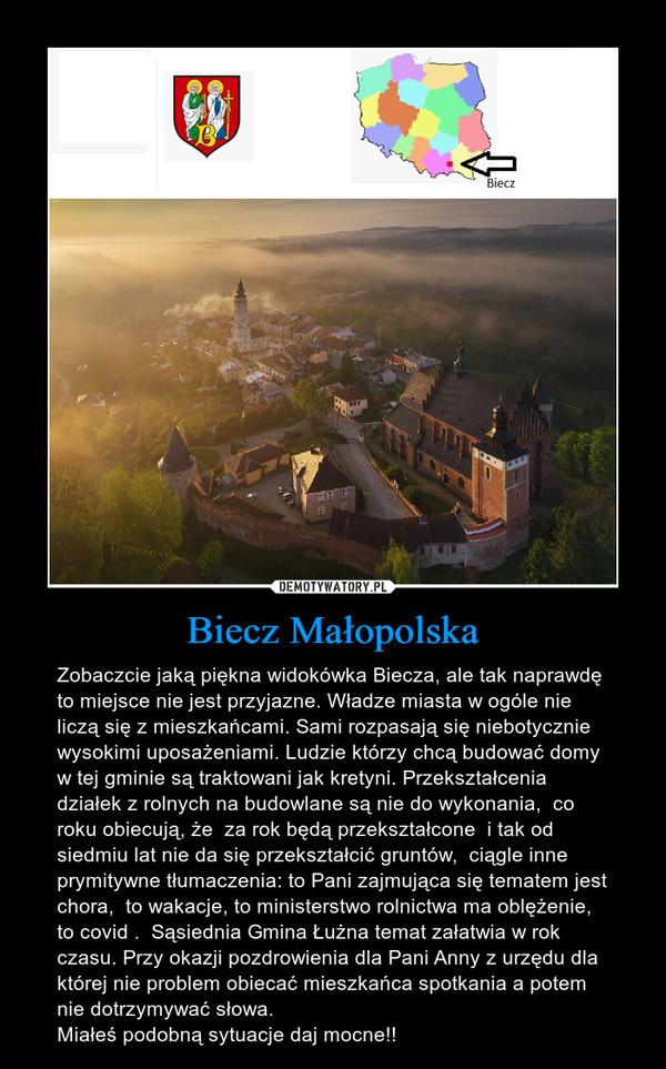 Biecz Małopolska