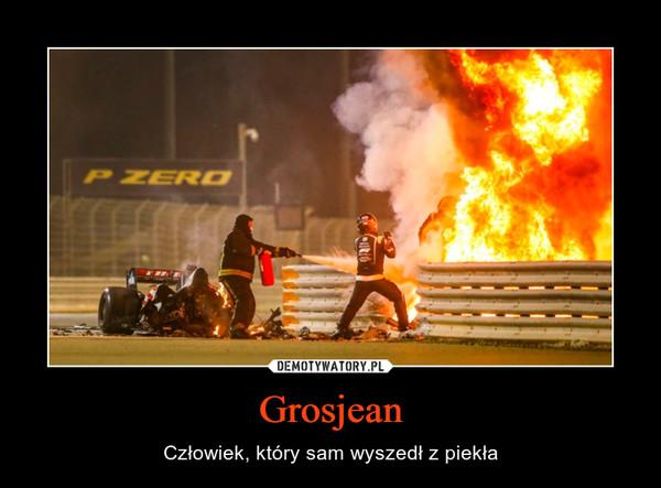 Grosjean