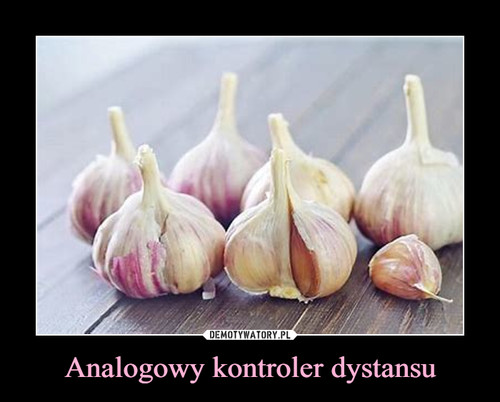 Analogowy kontroler dystansu
