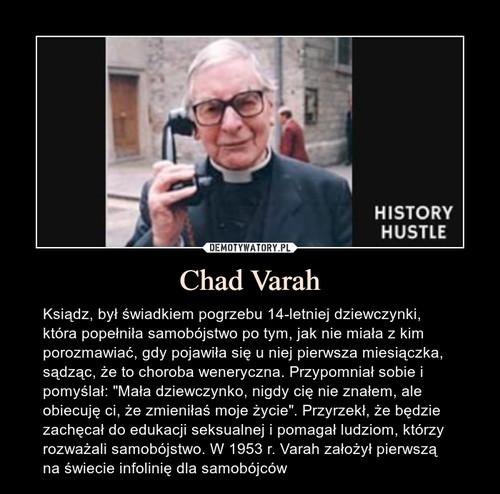 Chad Varah