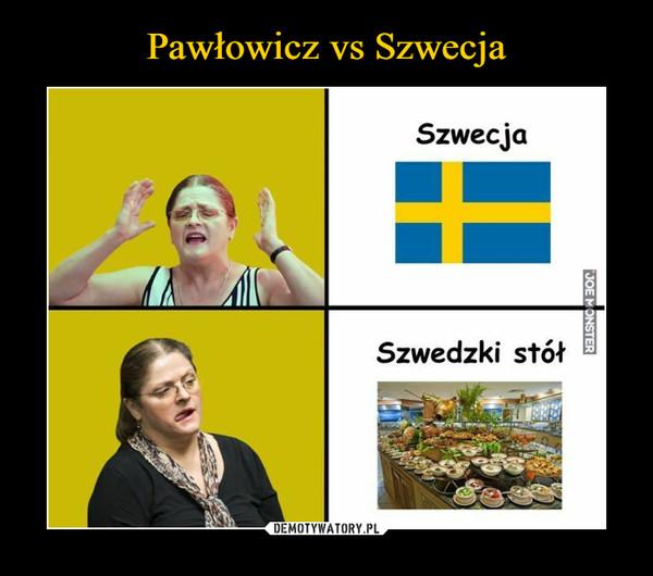 –  szwecja szwedzki stół