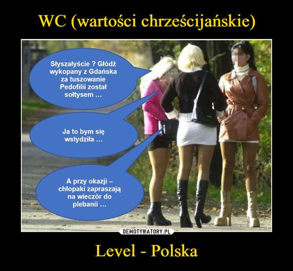 Level - Polska –
