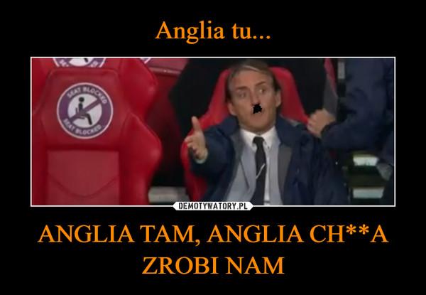 ANGLIA TAM, ANGLIA CH**A ZROBI NAM –
